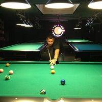Das Foto wurde bei Pool Masters Pub von Murat A. am 3/27/2013 aufgenommen