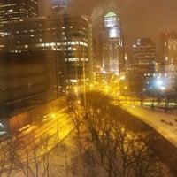 2/12/2013 tarihinde Alim S.ziyaretçi tarafından Hilton Garden Inn Minneapolis Downtown'de çekilen fotoğraf