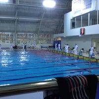 12/1/2012 tarihinde Güray Ö.ziyaretçi tarafından Tekirdağ Gençlik Hiz. ve Spor İl Md. Kapalı Yüzme Havuzu'de çekilen fotoğraf