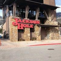 Снимок сделан в Jackson Hole Mountain Resort пользователем Man_Used👽👾👽 11/29/2012