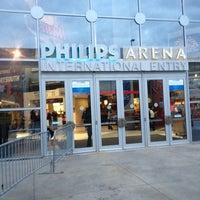 Das Foto wurde bei State Farm Arena von Mr. Harris am 3/22/2013 aufgenommen