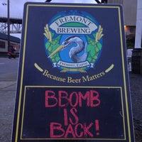 12/7/2012 tarihinde Andrew E.ziyaretçi tarafından Fremont Brewing Company'de çekilen fotoğraf