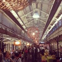 5/22/2013 tarihinde Dariela C.ziyaretçi tarafından Chelsea Market'de çekilen fotoğraf