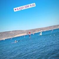 Foto scattata a Alaçatı Surf Paradise Club da Sedat S. il 8/20/2021