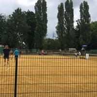 Foto scattata a Central Park Tennis Club da Kseniya K. il 7/23/2017