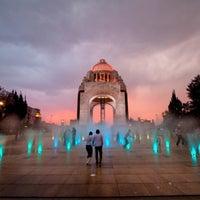 Foto diambil di Monumento a la Revolución Mexicana oleh Radeo C. pada 4/12/2013