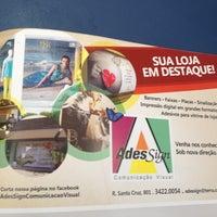 Foto tirada no(a) AdesSign Comunicação Visual por Eduardo F. em 1/21/2013