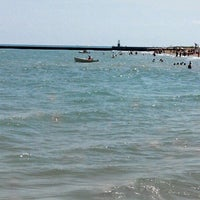 Photo Taken At Loyola Beach By Brittany M On 7 21 2017