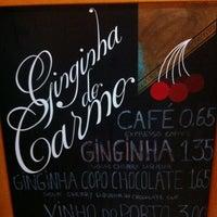 Foto tirada no(a) Ginginha do Carmo por Manuela em 12/12/2012