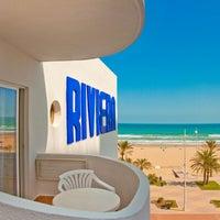 Foto tomada en Hotel RH Riviera - Adults Only por Hoteles RH el 1/17/2014