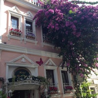 8/15/2015 tarihinde Elena P.ziyaretçi tarafından Romantic Hotel Istanbul'de çekilen fotoğraf