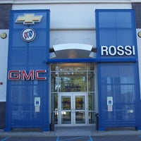 Rossi Chevrolet Buick Gmc Washington Nj