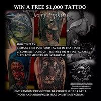 four horsemen tattoo instagram