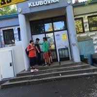 6/10/2017 tarihinde Natálie V.ziyaretçi tarafından Kulturní centrum Klubovna'de çekilen fotoğraf