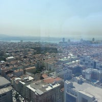 Das Foto wurde bei Hilton Istanbul Bomonti Hotel & Conference Center von Bilal Ç. am 6/11/2013 aufgenommen