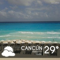 Foto diambil di Forum Cancún oleh Horacio C. pada 3/19/2013