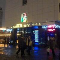 Снимок сделан в Гостиничный комплекс «Юбилейный» / Hotel Yubileiny пользователем Сергей С. 12/31/2012