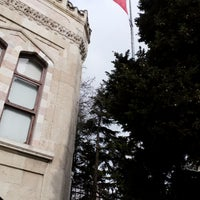 Hasan Ali Yucel Egitim Fakultesi College Academic Building