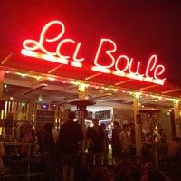 Снимок сделан в La Boule пользователем 🎀Anna💋 6/15/2013