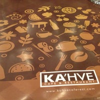 2/3/2013에 Okay님이 KA'hve Café & Restaurant에서 찍은 사진
