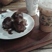 6/25/2013 tarihinde rahime k.ziyaretçi tarafından Caribou Coffee'de çekilen fotoğraf