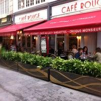Photo prise au Café Rouge par Ben🇬🇧 F. le9/22/2013