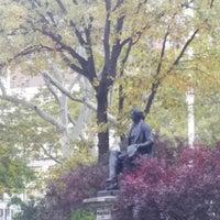 11/2/2018にJessica K.がWilliam H Seward Statueで撮った写真