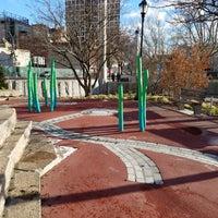 Chelsea Waterside Park Playground Chelsea New York Ny