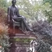 10/9/2018にJessica K.がWilliam H Seward Statueで撮った写真