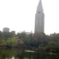 Das Foto wurde bei Shinjuku Gyoen von Masahiro K. am 4/1/2013 aufgenommen