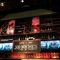 Foto tomada en 500 Noches Cafe-bar por Yoss el 7/27/2013