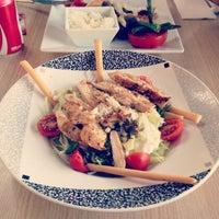 5/25/2013 tarihinde Nebiye Y.ziyaretçi tarafından Mavi Haliç Cafe'de çekilen fotoğraf