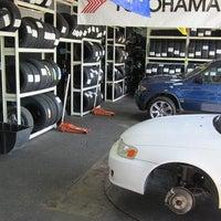 Mr Goma Tires Automotive Shop In Miami