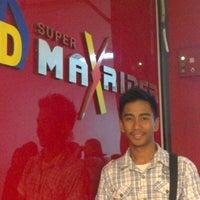 Foto tirada no(a) 4D Max Rider Star City por Jacob P. em 12/23/2012