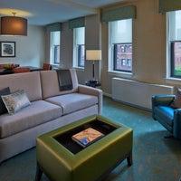 Снимок сделан в Shelburne Hotel & Suites by Affinia пользователем Shelburne Hotel & Suites by Affinia 6/11/2018