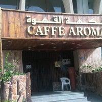 Das Foto wurde bei Caffe Aroma Ksa von Aida .. am 5/18/2013 aufgenommen