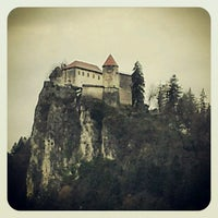 Das Foto wurde bei Burg Bled von Marijana J. am 12/1/2012 aufgenommen