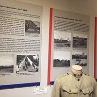 Снимок сделан в Veterans Museum & Memorial Center пользователем Kristina . 9/28/2016