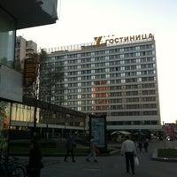 Снимок сделан в Гостиничный комплекс «Юбилейный» / Hotel Yubileiny пользователем Anet P. 5/6/2013