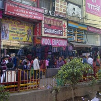Photo Taken At Lajpat Nagar Central Market By Aklanta K On 12 9