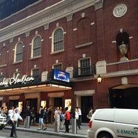 Stephen Sondheim Theatre Theater District 124 W 43rd St