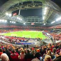 11/14/2012 tarihinde Niels G.ziyaretçi tarafından Johan Cruijf Arena'de çekilen fotoğraf
