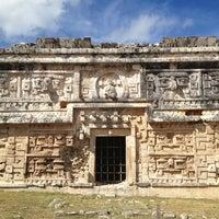 Foto tomada en Zona Arqueológica de Chichén Itzá por Demid M. el 1/3/2013