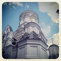 Снимок сделан в Музей-заповедник «Коломенское» пользователем Elena S. 6/9/2013