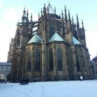 1/11/2013 tarihinde Matej F.ziyaretçi tarafından Prag Kalesi'de çekilen fotoğraf
