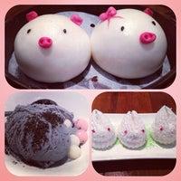 12/17/2012 tarihinde Trang N.ziyaretçi tarafından Chefs Gallery'de çekilen fotoğraf