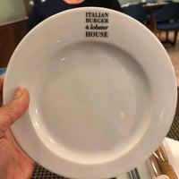 4/28/2018에 Dory M.님이 Italian Burger & Lobster House에서 찍은 사진