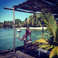 Photo prise au Princesse Bora Lodge & Spa par Tatyana S. le12/31/2014