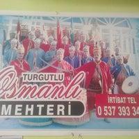 รูปภาพถ่ายที่ turgutlu osmanlı mehteri โดย Izzet S. เมื่อ 5/30/2014