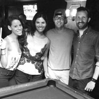 Foto scattata a Society Billiards + Bar da Society Billiards + Bar il 8/29/2014